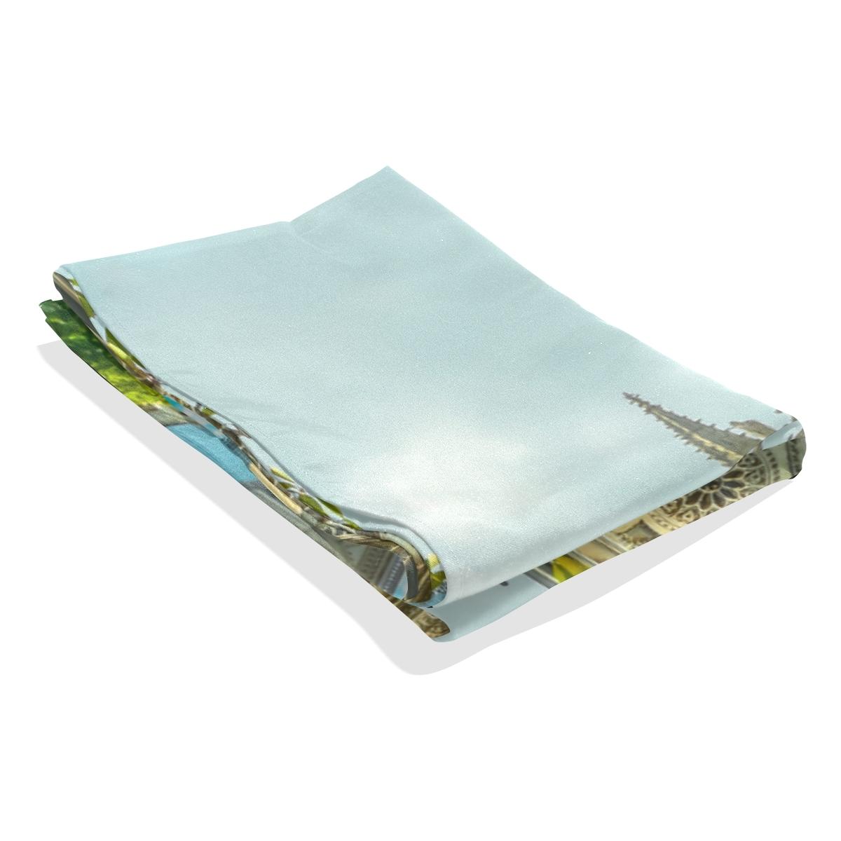 Notre Dame Home Decor: Curtain Tapestry Favorite Notre Dame De Paris Pattern