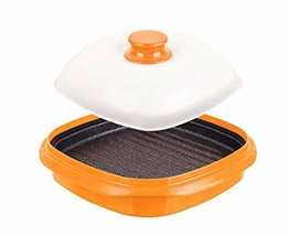 Range Mate Rangemate Microwavable Microwave Square Nonstick Cooker Cooking Frypa