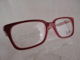 Ray Ban Junior  RB 1532 (3590) Fuxia/Pink 47 X 15 125 mm Kids Eyeglass Frame - $42.04