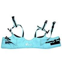 Summer New Baby Safe Walking Protective Belt Blue