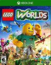 LEGO Worlds - Xbox One Disc - $33.56