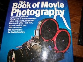 Book of Movie Photography [Nov 12, 1979] Cheshire, David - $14.95