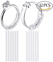 LOKIPA Ring Guards For Loose Rings Set Of 12, Ring Size Adjuster 2 Sizes... - $13.47