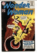Wonder Woman #132 Comic Book 19620-DC COMICS-FLYING Saucer Cover - $37.83