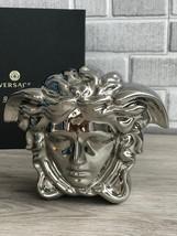 Rosenthal Versace Money Box Silver Break The Bank New - $195.00