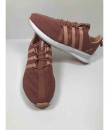 Adidas Womens SL Loope Sneakers Brown Cushioned C77010 Drawstring Low To... - $26.64