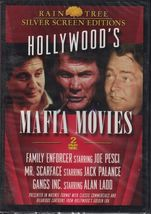 Hollywood's Mafia Movies: Family Enforcer, Mr. Scarface & Gangs Inc DVD
