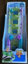 Disney Toy Story 4 Deluxe Fishing Set Indoor Outdoor Game 2 Poles Alien ... - $14.99