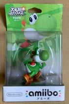 Yoshi Amiibo japan Nintendo - $14.85