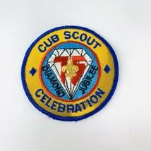 BSA Boy Scout Patch Mid America Council Diamond Jubilee Cub Scout Celebration  - $19.00