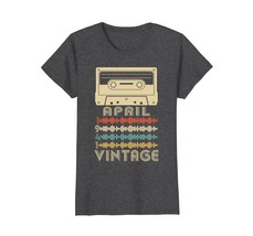 Funny Shirts - Vintage Retro Made In April 1941 77th Birthday Gifts 77 y... - $19.95+