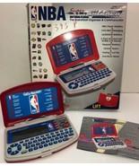 Tiger Super Data Blaster NBA Handheld Stat Organizers 1995 Model 71-013 ... - $23.36
