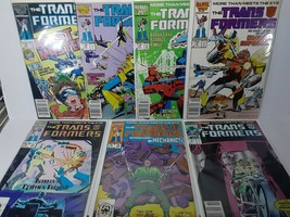 Transformers Lot Of 7 Books - 15, 16, 18, 19, 24, 26, 46 - Free Shipping - $23.38