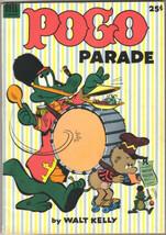 Pogo Parade Comic Book #1 Dell Giant 1953 Very FINE- Very Pretty - $169.20