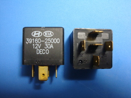 Lot of 2 OEM Hyundai Kia Deco Relay 39160-25000 - $12.99