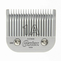 "Oster Professional Detachable Clipper Blade Size 1A 1/8"" (3.2mm) #76918-076 - $33.61"
