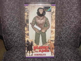 Planet Of The Apes Cornelius Doll Mint In Box By Hasbro 1998 - $49.49