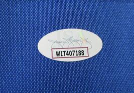 JIM KELLY / NFL HALL OF FAME / AUTOGRAPHED BUFFALO BILLS CUSTOM JERSEY / JSA image 5
