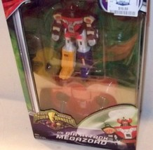 ✰ Power Rangers Mighty Morphin I/R Air Attack Dino Megazord 2010 MISB BR... - $79.99