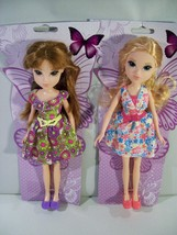 "LOT OF 2 NWOB MOXIE GIRLZ FRIENDS 10"" DOLLS IDA & BRYTEN, NEW LOOSE 2015... - $19.55"