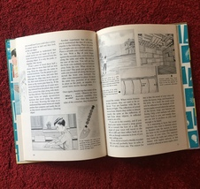 Vintage Childrens book: 1962 How and Why Wonder Book of Science Experiments image 4