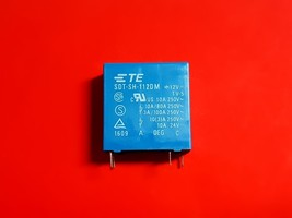 SDT-SH-112DM, 12VDC Relay, TE Connectivity Brand New!! - $4.75