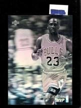 1991-92 UPPER DECK AWARD WINNER HOLOGRAMS #AW4 MICHAEL JORDAN NMMT BULLS... - $4.95