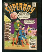 SUPERBOY #74 1959-KRYPTON JOR-EL  KAL-EL ROCKET ON COVR VG - $63.05