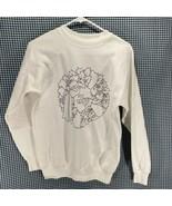 Vintage Hanes Made in USA Christmas Joy Sweatshirt Men's Size Medium  - $14.84
