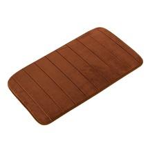 Water Absorption Rug Bathroom Mat Shaggy Memory Foam Bath Mat Set kitche... - $17.99