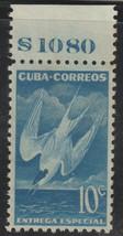 1953 Cuba Stamps Bird Sc E 18 Roseate Tern SD MNH - $9.99
