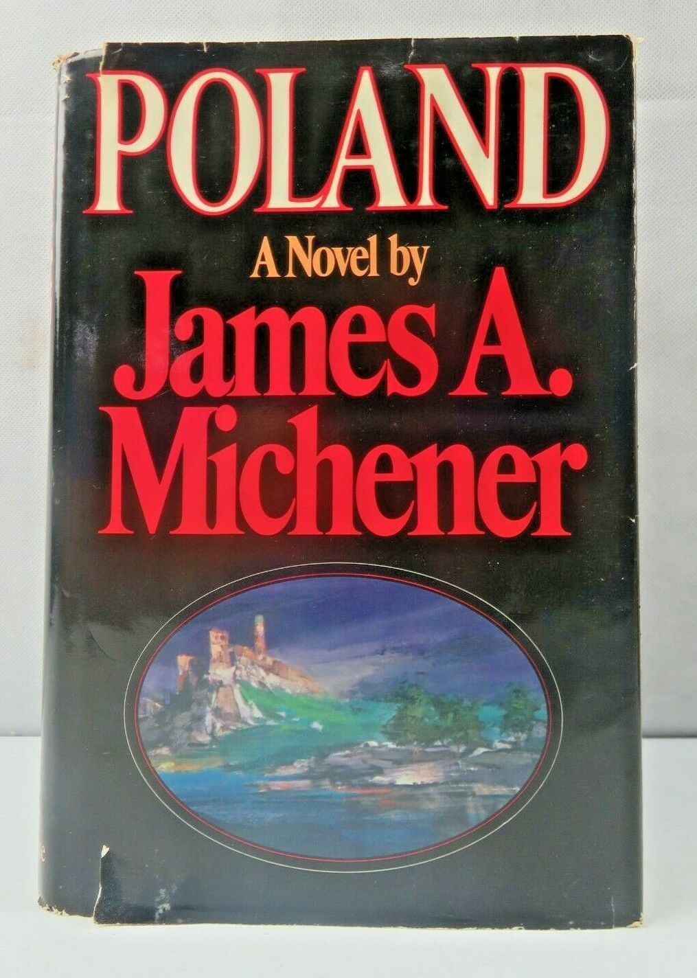 Primary image for Poland A Novel By James A. Michener Book