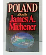Poland A Novel By James A. Michener Book - $4.00