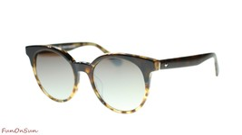 Kate Spade Women Sunglasses Abianne  0WR9 Brown Havana Brown Mirror Lens 51 - $116.40