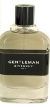 Givenchy Paris Gentlemen Men Eau De Toilette Travel Size Bottle .25 oz New - $9.89