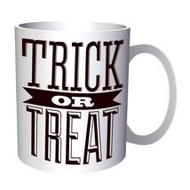 Halloween Trick Or Treat 11oz Mug q981 - $10.83