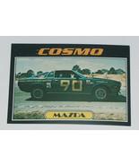 1976 Topps Autos of 1977 Mazda Cosmo Race Car Card #70 VG-EX Condition - $15.82