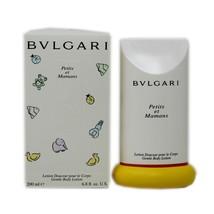 BVLGARI PETITS ET MAMANS GENTLE BODY LOTION 200 ML/6.8 FL.OZ. NIB-BV1003... - $44.55