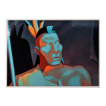 Skybox Disney Pocahontas Trading Card: #64 Chief Powhatan - $0.90