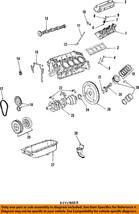 GM OEM Camshaft Front Cover Gasket #3521905 - $15.83