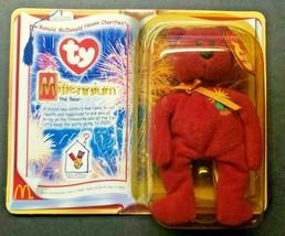 Brand New In Box Rare w Errors TY Beanie Baby Millennium Bear 1999 New - $149.99