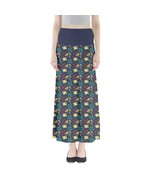 Women's Pirate Stuffs Printed Elastic Boho Full Length Maxi Skirt (XS-3X... - $28.99+