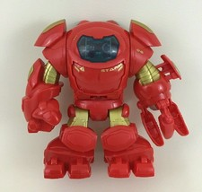 Hulkbuster Super Hero Squad Robot Mech Suit Toy Marvel Hasbro 2014 - $16.88