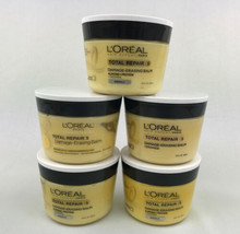 L'oreal Elvive Total Repair 5 Damage Erasing Balm 8.5 oz( Lot 5 ) bx44 - $28.70