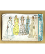 Patterns - SIMPLICITY 6888 Misses' Bridal, Bridesmaid's, Prom Dresses si... - $4.50