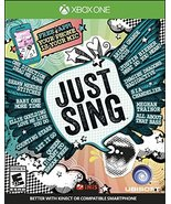 Just Sing - Xbox One Standard Edition [video game] - $9.77