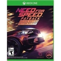 EA Need for Speed 2018 Deluxe Edition for Xbox One rated T - Teen [video game] - $39.20
