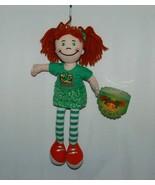 Kiddiefun 15401 Annie Irish Babe Cloth Doll Yarn Hair 12 Inch 3 Plus Ages - $14.95