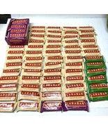 Lot of 76 Larabar Peanut Butter CookieBB 2020 PB CC bars Apple Pie Cherry - $49.49