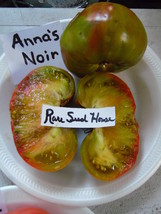Anna's Noire Tomato Seeds! Great tasting tomato! Comb. S/H See our store! - $15.48